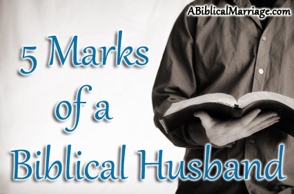 How to be a good christian husband